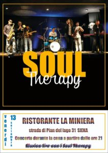 Soul Therapy concerto band
